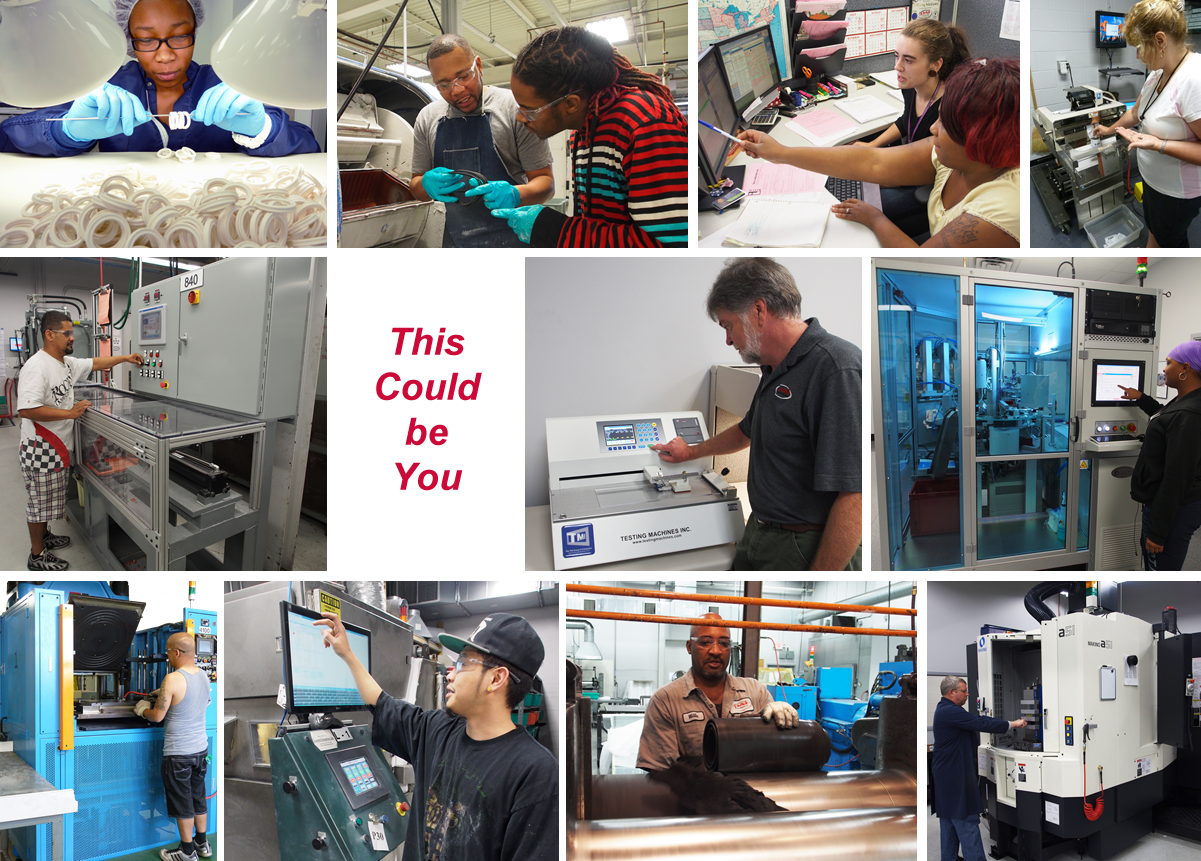 Manufacturing Careers at Precision Associates, Inc.